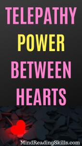telepathy power between lovers