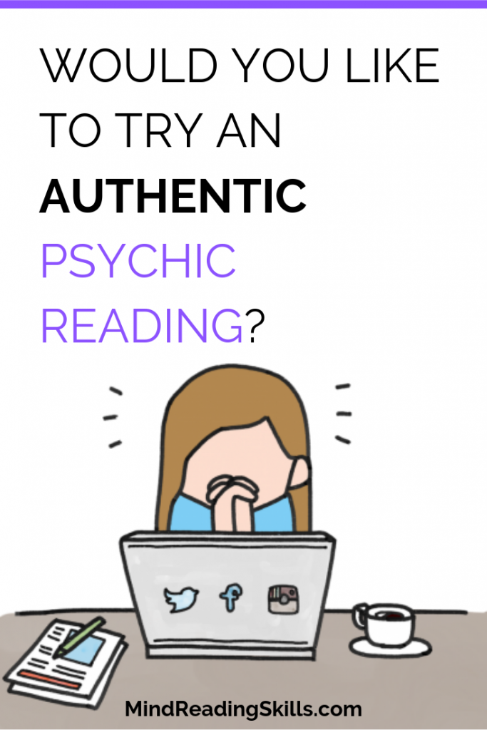 Enter to try an authentic psychic reading