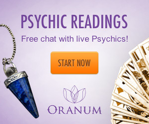 free psychic readings banner