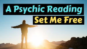 happy person psychics changed life