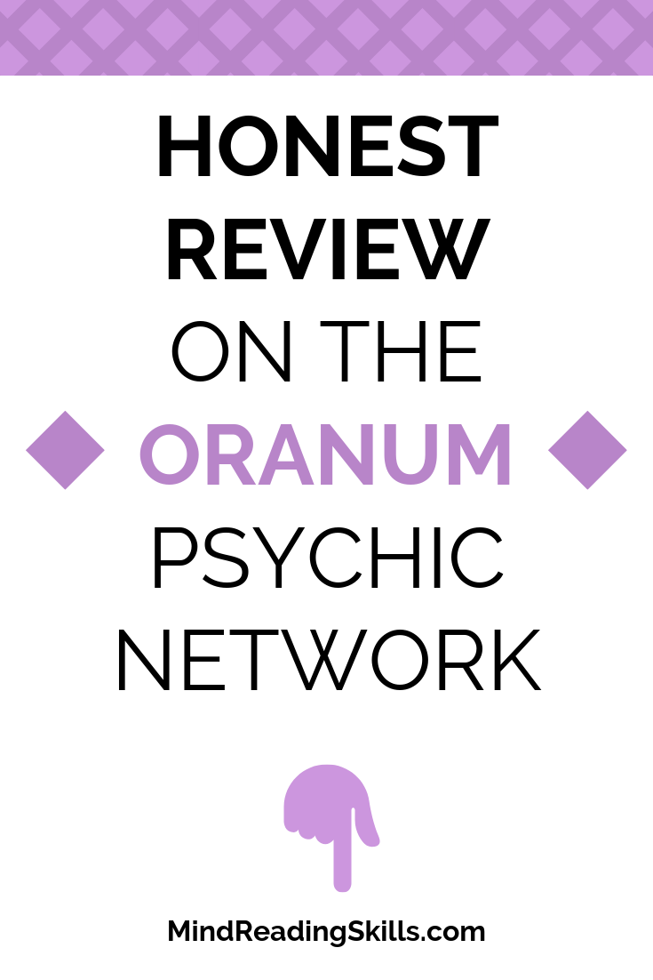 check review on oranum psychic network